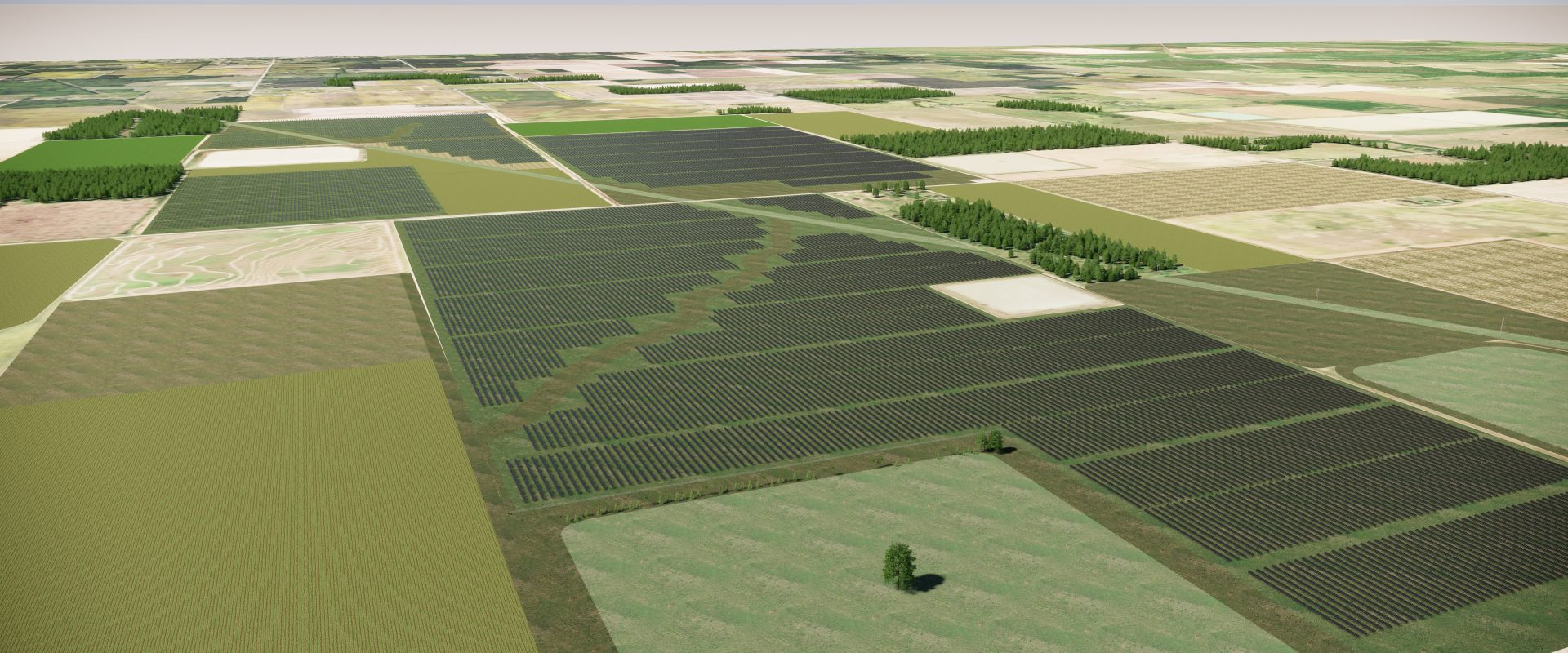 Conway Corp and Lightsource BP in 132MW solar project