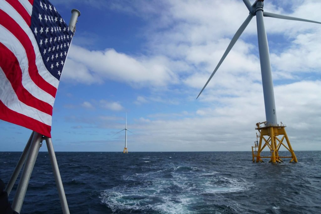 Dutch businesses to help advance offshore wind in USA