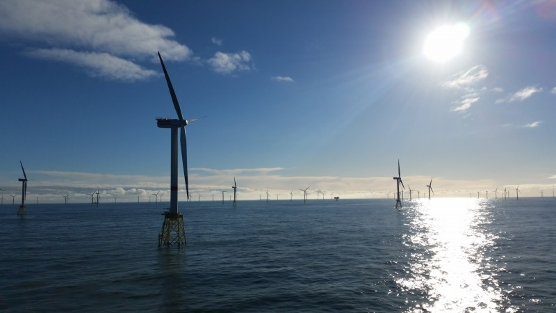 Kaskasi wind farm