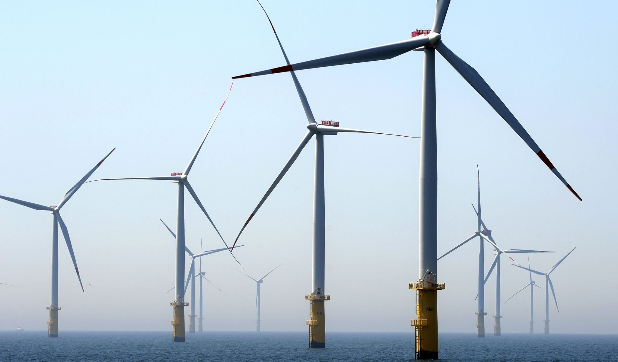 Oceaneering to clear seabed for Moray East offshore wind farm