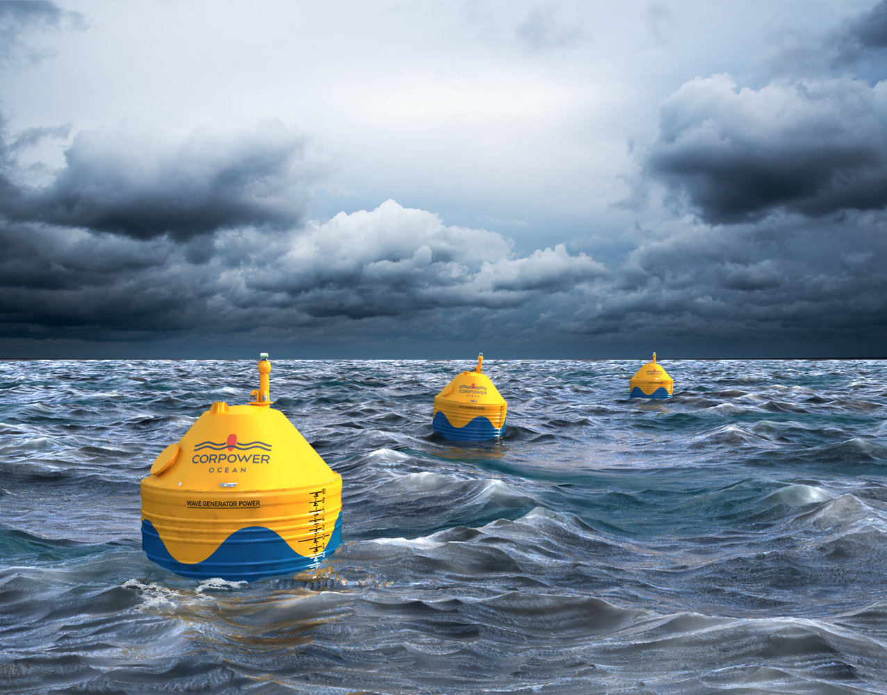 CorPower's newly established wave energy centre in Portugal to support its HiWave-5 project