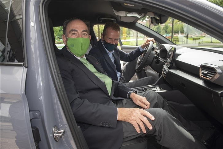 Iberdrola, SEAT and VGSD team up to promote electric mobility in Spain