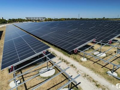 First Solar supplies PV modules for JPee's Labarde plant