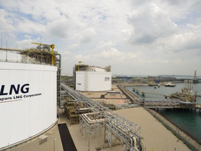 SLNG and Total Solar DG to implement solar power at Singapore LNG Terminal