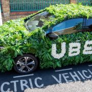 Uber to become fully zero-emission platform by 2040