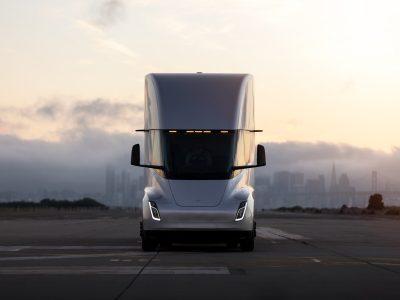 Walmart Canada expands Tesla Semi trucks order