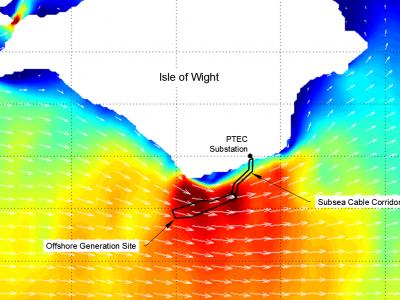EMEC and PTEC develop UK tidal energy site