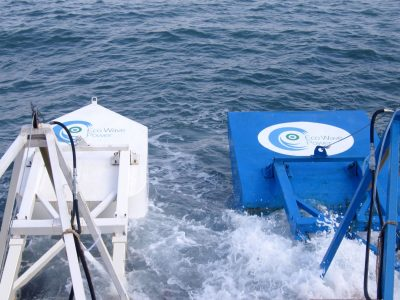 Eco Wave Power introduces new software for wave energy