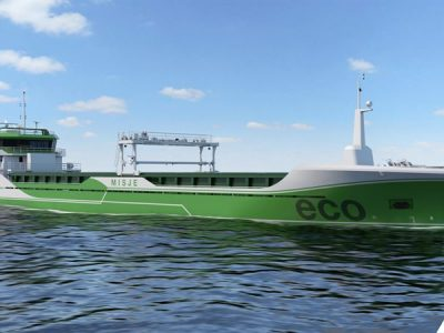 Wärtsilä Hybrid Solution enable vessels to sail in and out of port completely emissions-free