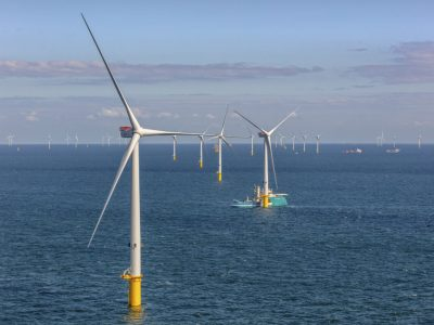 MHI Vestas complete installation of turbines on Borssele III / IV project
