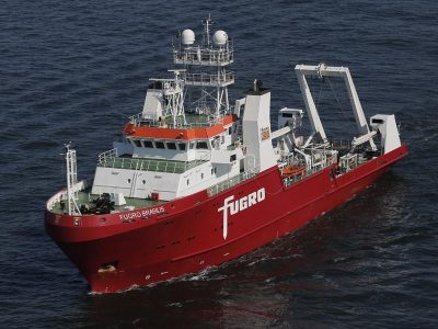 Fugro completes Mayflower Wind site characterization programme