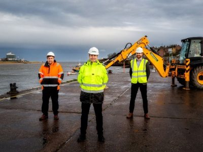 SSE Renewables hires Pert-Bruce Construction for Seagreen O&M base work