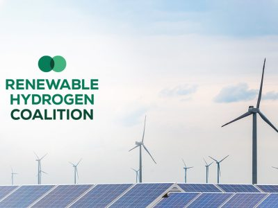 Europe as world leader positioned by Renewable Hydrogen Coalition