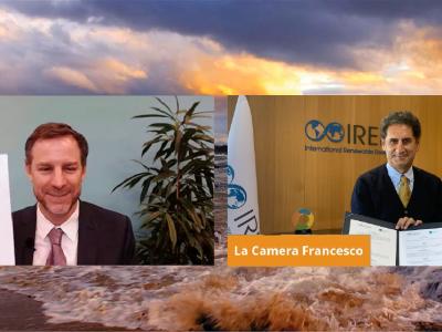 IRENA and Ocean Energy Europe