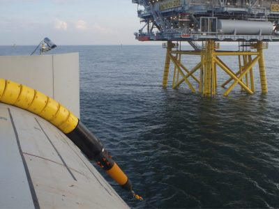 Tekmar Energy to protect Kaskasi offshore wind farm cables