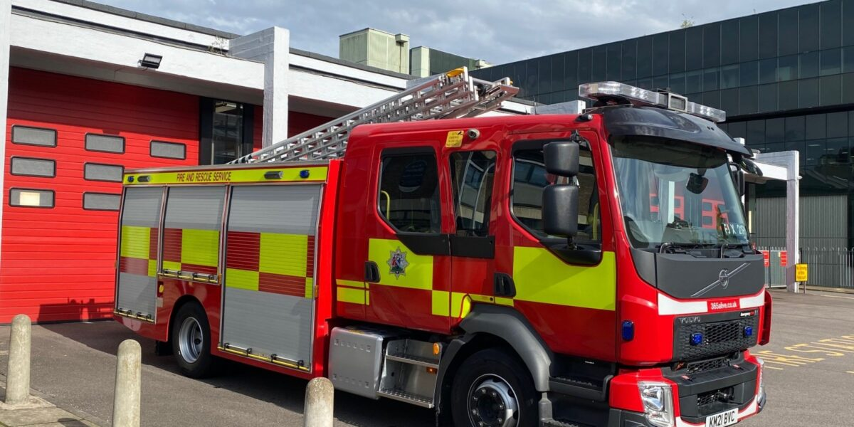H2 News: New hydrogen fire engine research study begins.